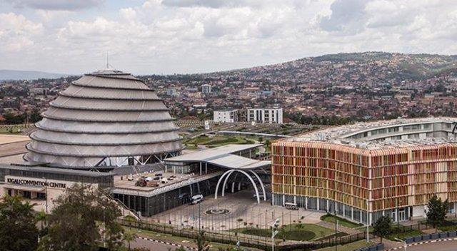 Türk inşaat sektörü Ruanda'da göz dolduruyor