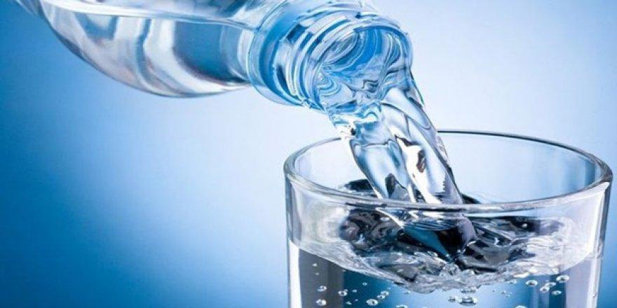 Kilonuza göre ne kadar su içmelisiniz?