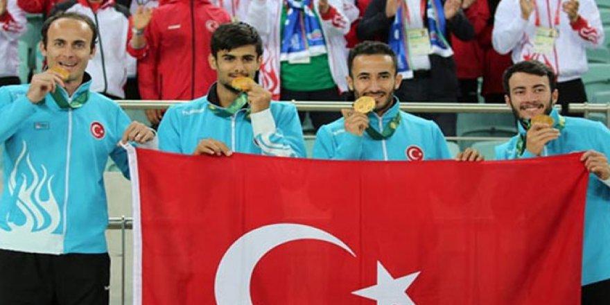 İslami Dayanışma Oyunları'nda Türkiye en çok madalya kazanan ülke oldu