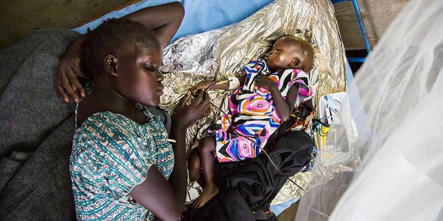 Afrika'da en büyük ölüm nedeni: Kirli Su
