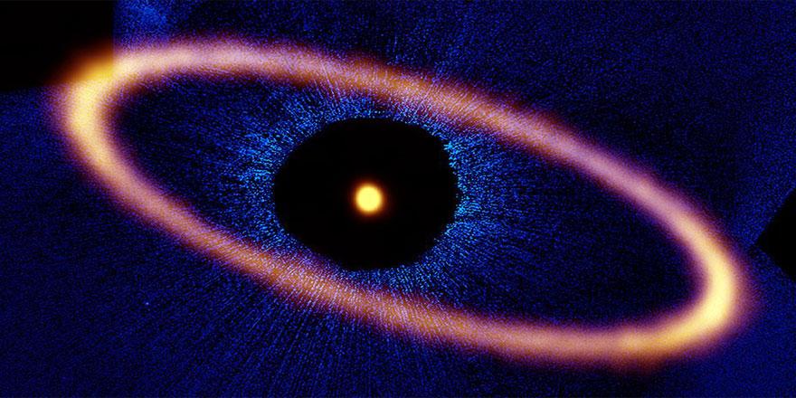 Subhanallah! Uzaydaki gözün en net görüntüsü alındı