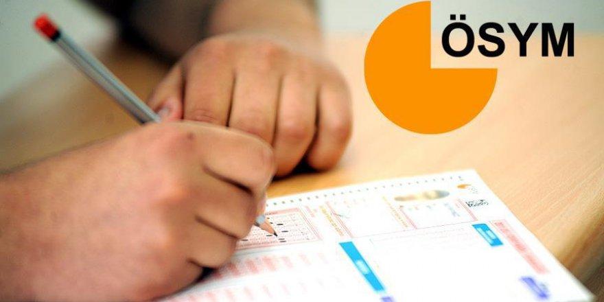 Seviye Tespit Sınavı başvuruları yarın başlıyor