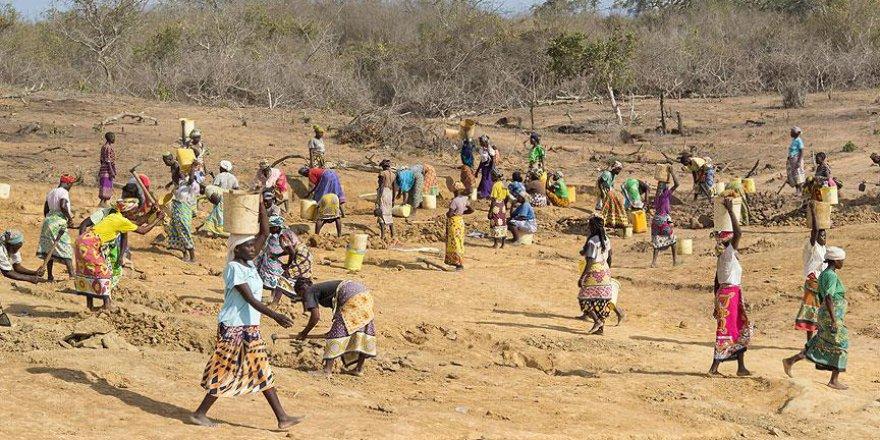 Kenya'da milyonlar kuraklıkla mücadele ediyor