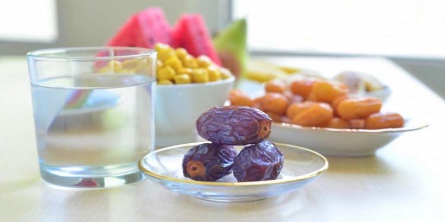 Ramazan'da verilen beş nimet