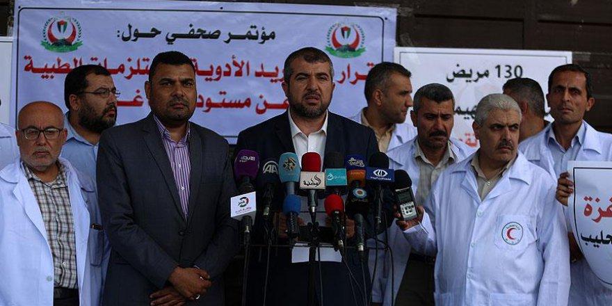 Gazze'de tıbbi malzeme eksikliğinden hizmetler duracak