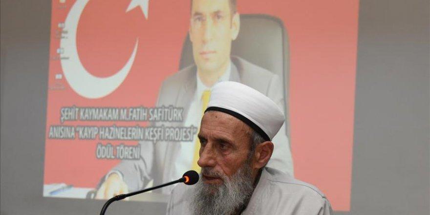 Şehit kaymakam Safitürk'ün babası anlattı