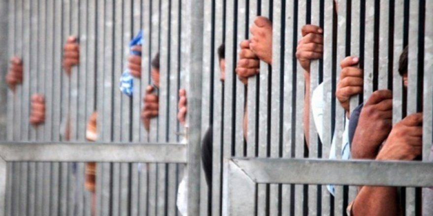 'İsrail hapishanelerindeki Filistinli tutukluların durumu endişe verici'