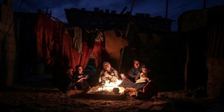 Gazze'deki elektrik krizi felakete dönüşüyor