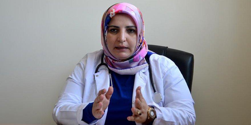 Cerablus hastanesinde terör mağdurları tedavi ediliyor