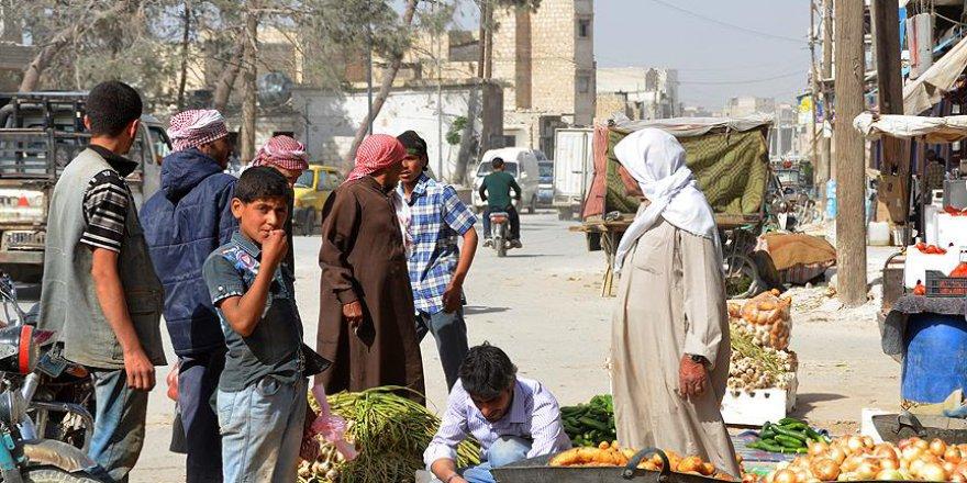 DEAŞ'tan kurtarılan Bab ramazana hazırlanıyor