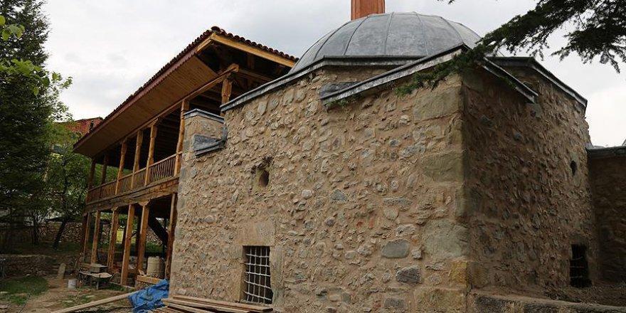 Artvin'deki 466 yıllık cami restore ediliyor
