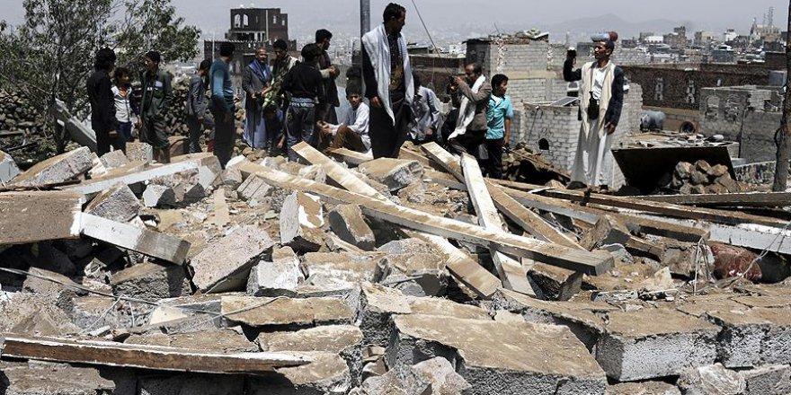 ABD'ye Yemen'de 'sivilleri öldürdü' suçlaması