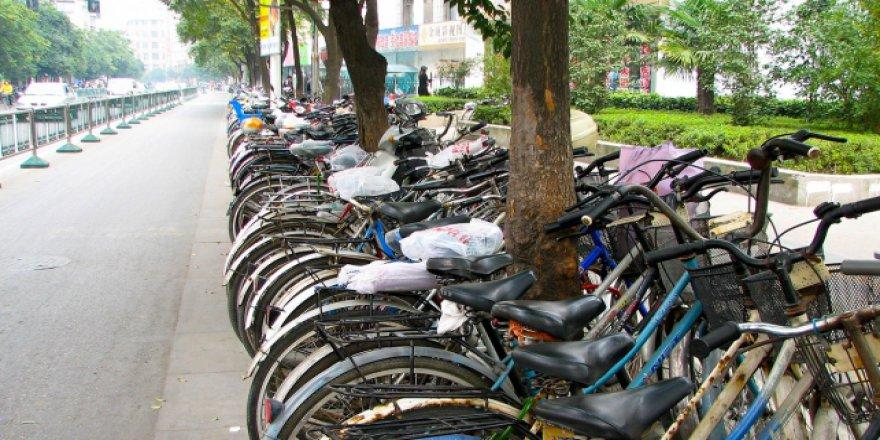 20 milyonu aşan kiralık bisikletlere kısıtlama getirildi