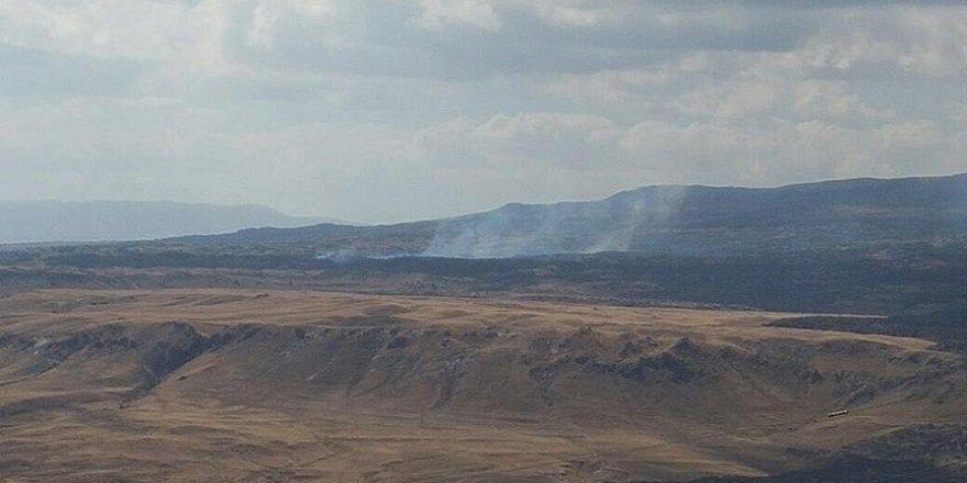 Tendürek Dağı'nda çatışma: 1 asker şehit