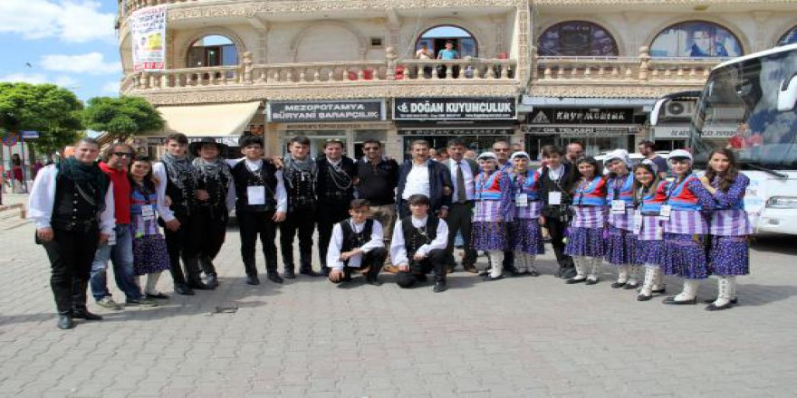 Şehit kaymakamın hayalini gerçekleştirmek için Mardin'deler