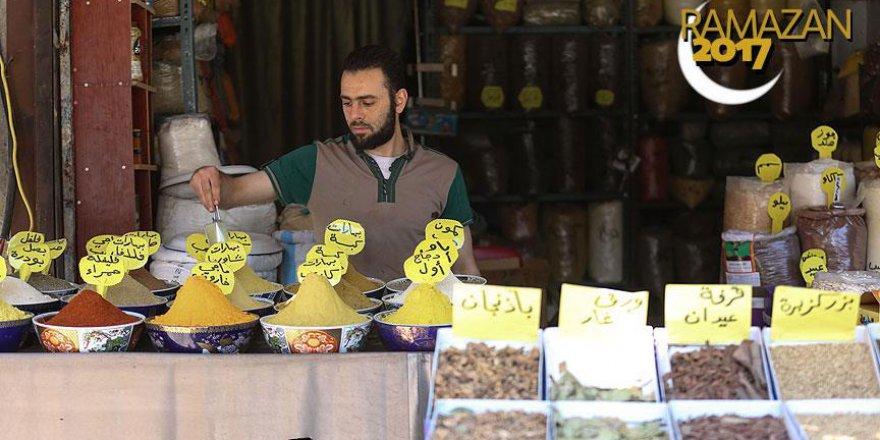 Doğu Guta'da ramazana hazırlık