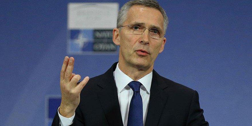'NATO'nun DEAŞ'a karşı koalisyona katılması birlik mesajı verecek'