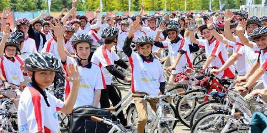İBB'den İstanbul'un okullarına 39 bin bisiklet