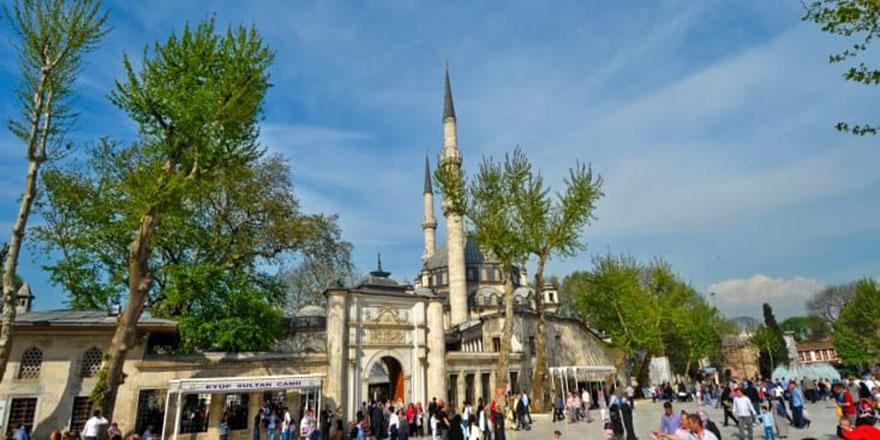 Eyüp Sultan Camisi, Ramazan'da Kabe gibi kokacak