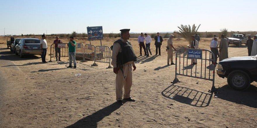 Mısır'da Kıptileri hedef alan saldırıyı DEAŞ üstlendi