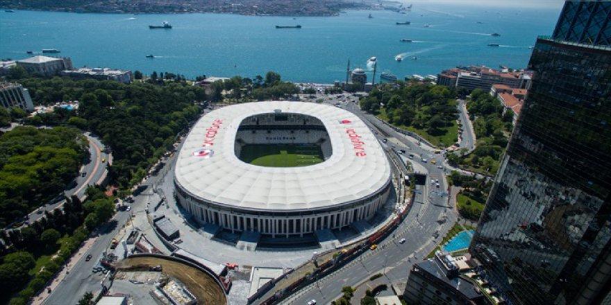 Arena isimleri stadyum olarak değiştirildi