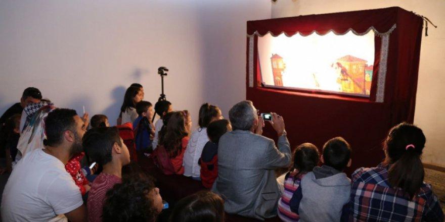Gaziantep'te ramazan etkinlikleri başladı