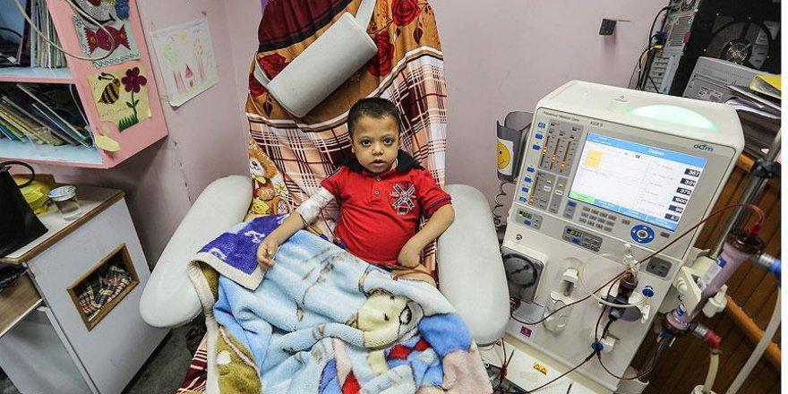 Gazze'de 'hastaların durumu iyice kötüleşti