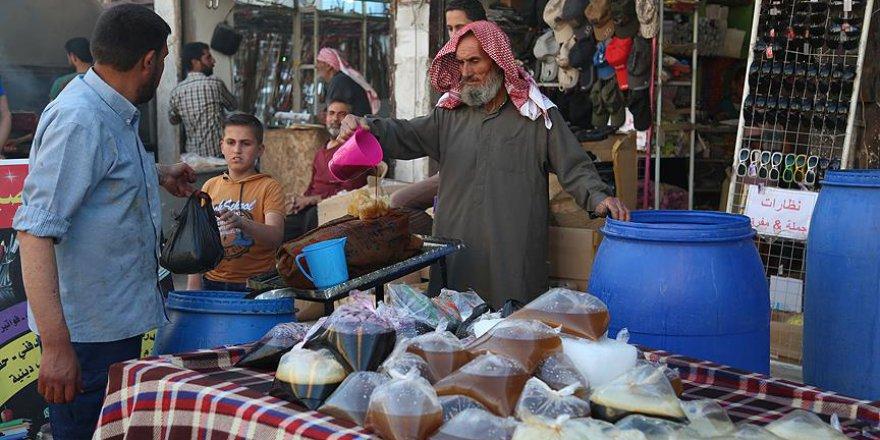 Bab'da ramazan etkinliği bir başka