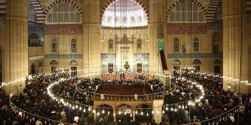 Selimiye Camisi'nin ziyaretçi yoğunluk haritası çıkarılacak