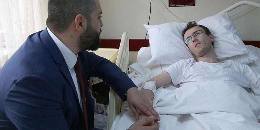 Hastalara dini ve manevi destek hizmetinin çok olumlu sonuçları