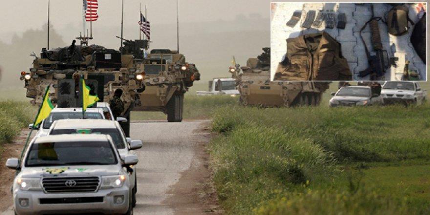 Batı'nın verdiği silahlar PKK'nın inlerinden çıkıyor