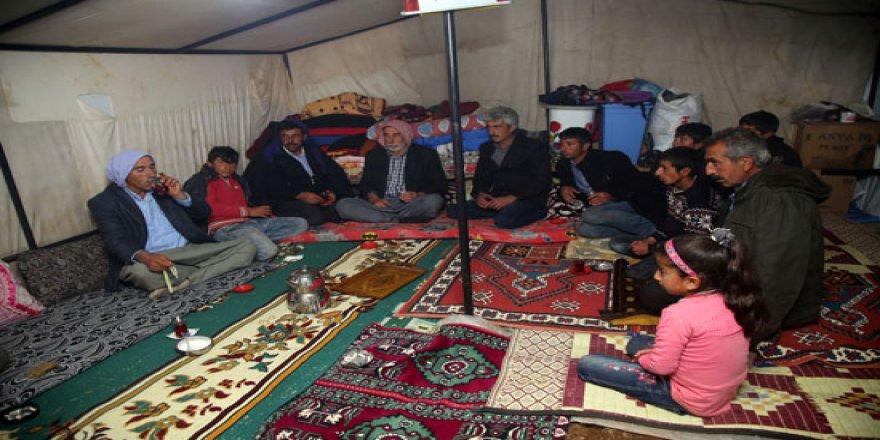 Diyarbakırlı göçerlerin ramazan mesaisi