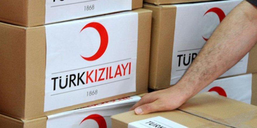 Türk Kızılayından Suriye'de 4,5 milyon insana düzenli destek