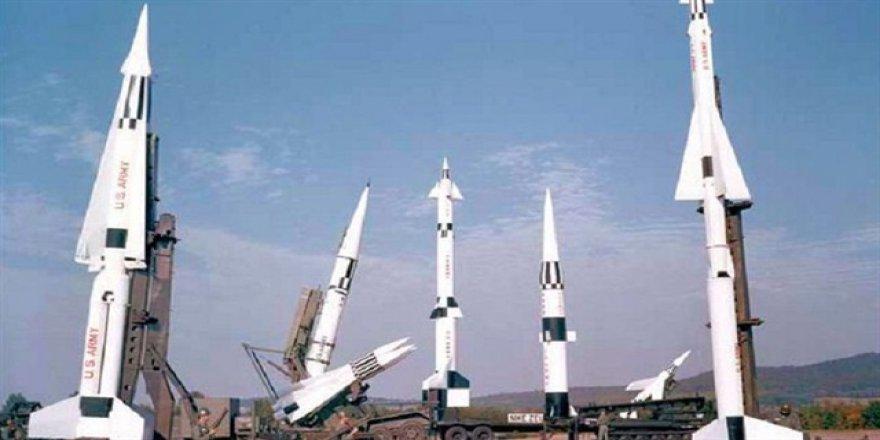 ABD balistik füze savunma sistemini test edecek