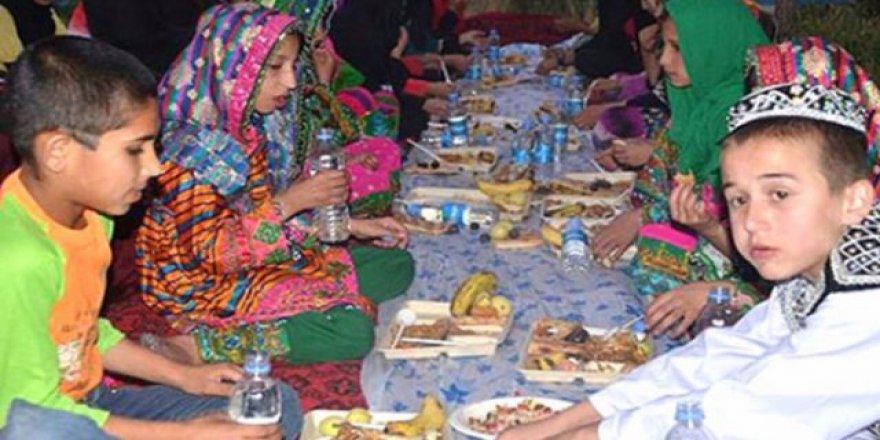 TİKA'dan 500 yetime iftar