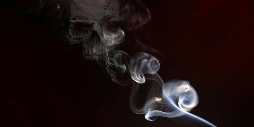 'Sigara içenlerde inme riski daha fazla'