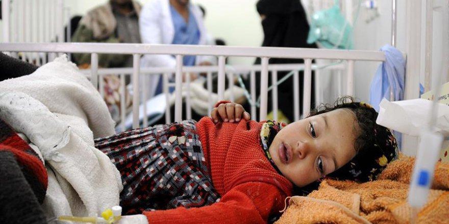 Yemen'deki kolera salgınında hayatını kaybedenlerin sayısı 532'ye yükseldi