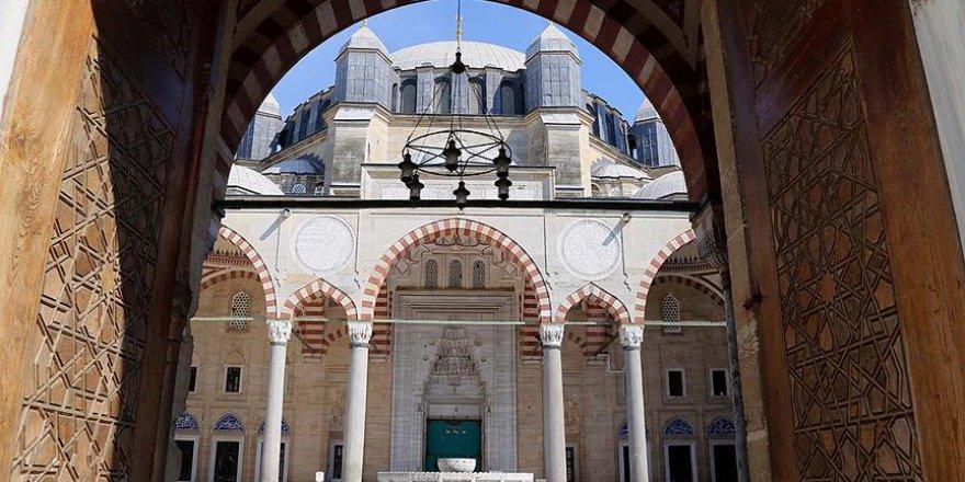Selimiye Camisi'nin 'manevi şifreleri'