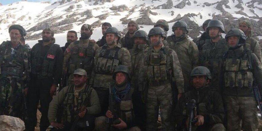 Şehit komutan terör örgütüne darbe vuran operasyonlar gerçekleştirmişti