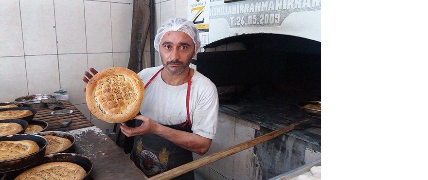 Ramazan ayı fırıncıların yüzünü güldürdü