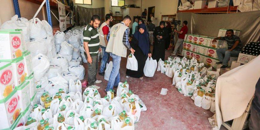 İHH'dan Gazze'ye Ramazan yardımı