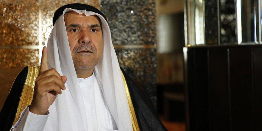 İran destekli Haşdi Şabi'nin Suriye'ye girdiği iddia edildi