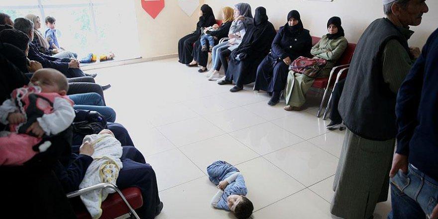 41 bin 586 Suriyeli ülkesine döndü