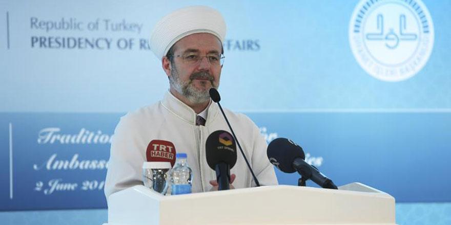 İslam dünyası meydan okumalara nasıl cevap vereceğini düşünmeli