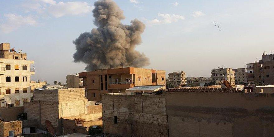 Rakka'da 28 sivil öldürüldü