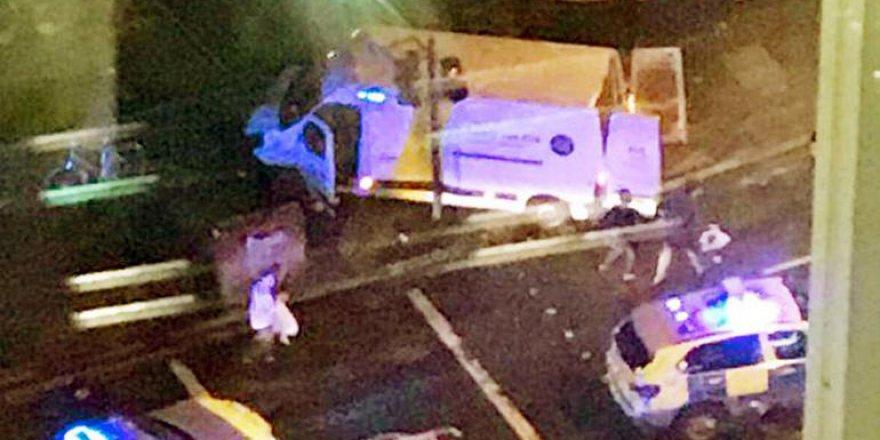 Londra'da terör saldırıları