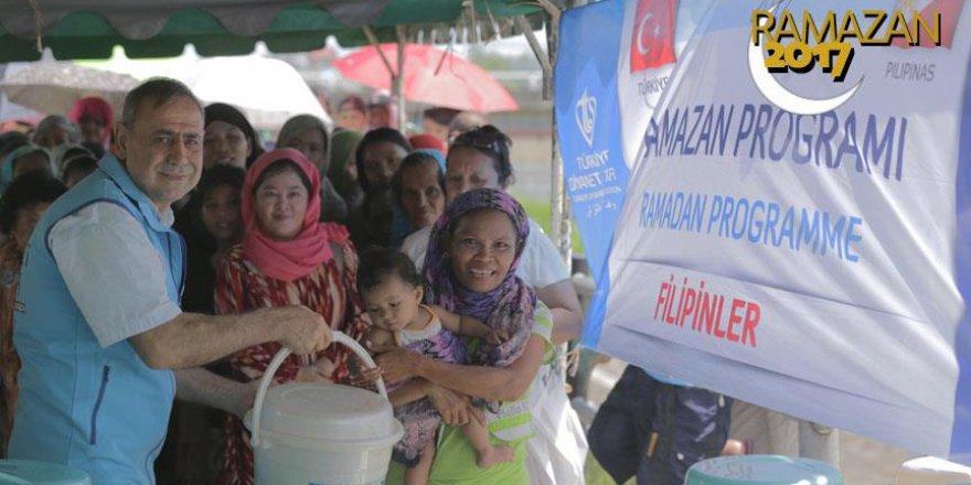 TDV, Filipinli Müslümanlarla gönül köprülerini güçlendiriyor