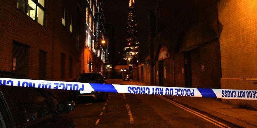 Londra'da terör saldırısıyla ilişkili adrese polis baskını