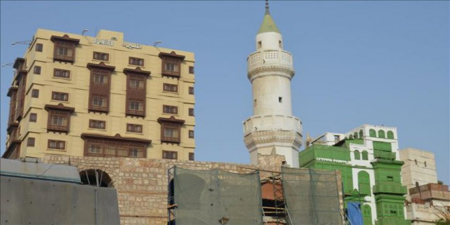 Suudi Arabistan'ın tarihi 'Osmanlı Camisi'