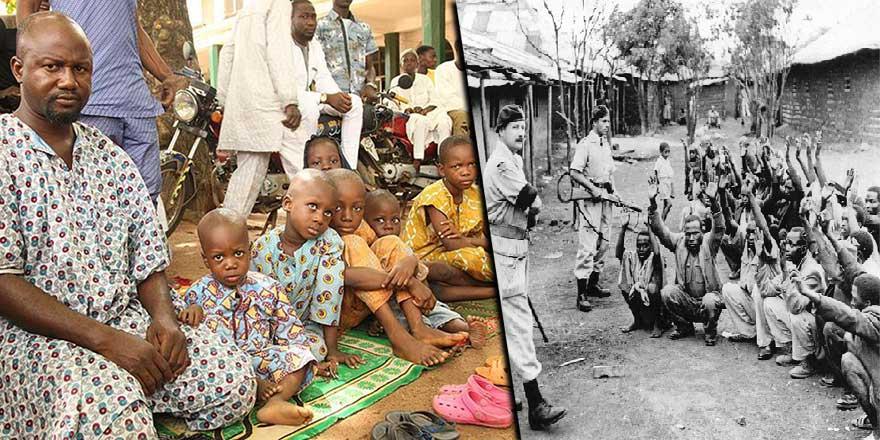 İngiltere Nijerya'yı sömürerek kalkındı
